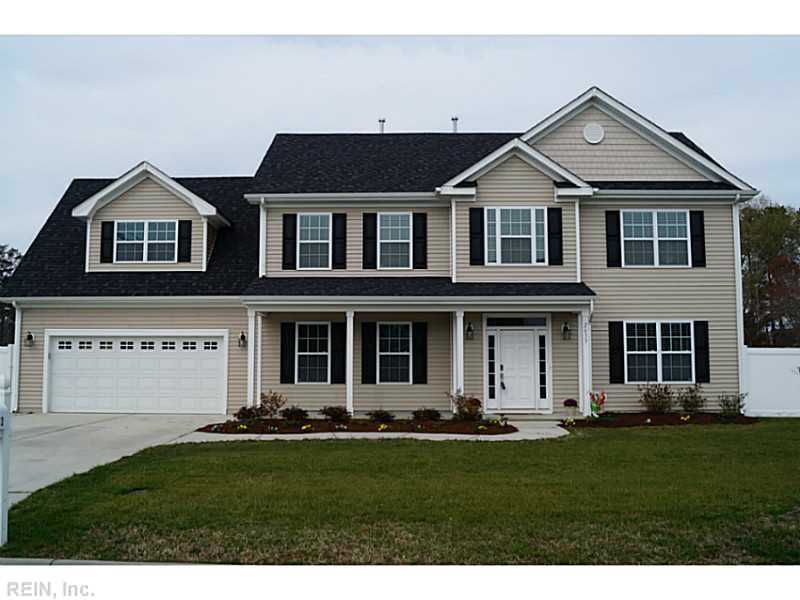 2633  OSPREY LANDING CT, Virginia Beach South in  County, VA 23456 Home for Sale